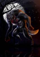 Werewolf by ikanarja