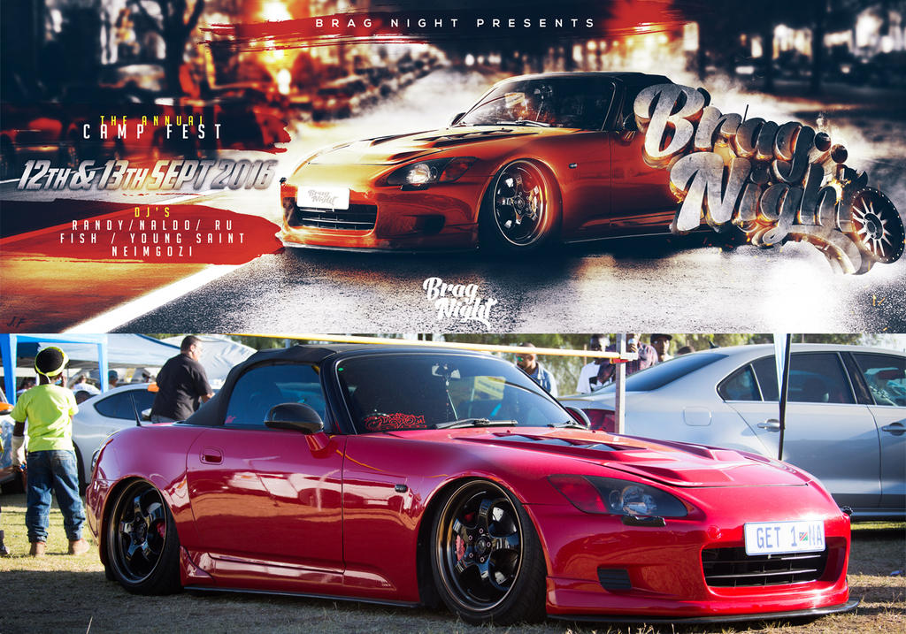 Get your car featured promo by Freygang
