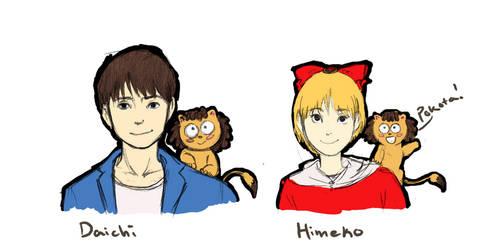 himeko and daichi