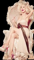Christina Aguilera PNG HQ #3 by ValeVelez-222