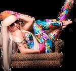 Lady Gaga PNG HQ
