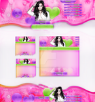 Layout para - Demi Lovato Highquality -