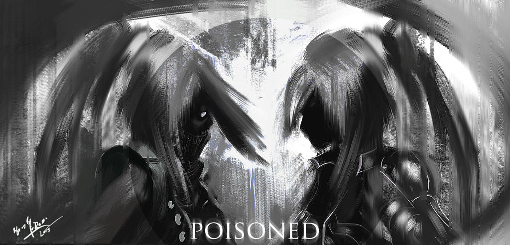 POISONED by shahzi00
