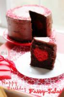 Love Cake by nanaenae