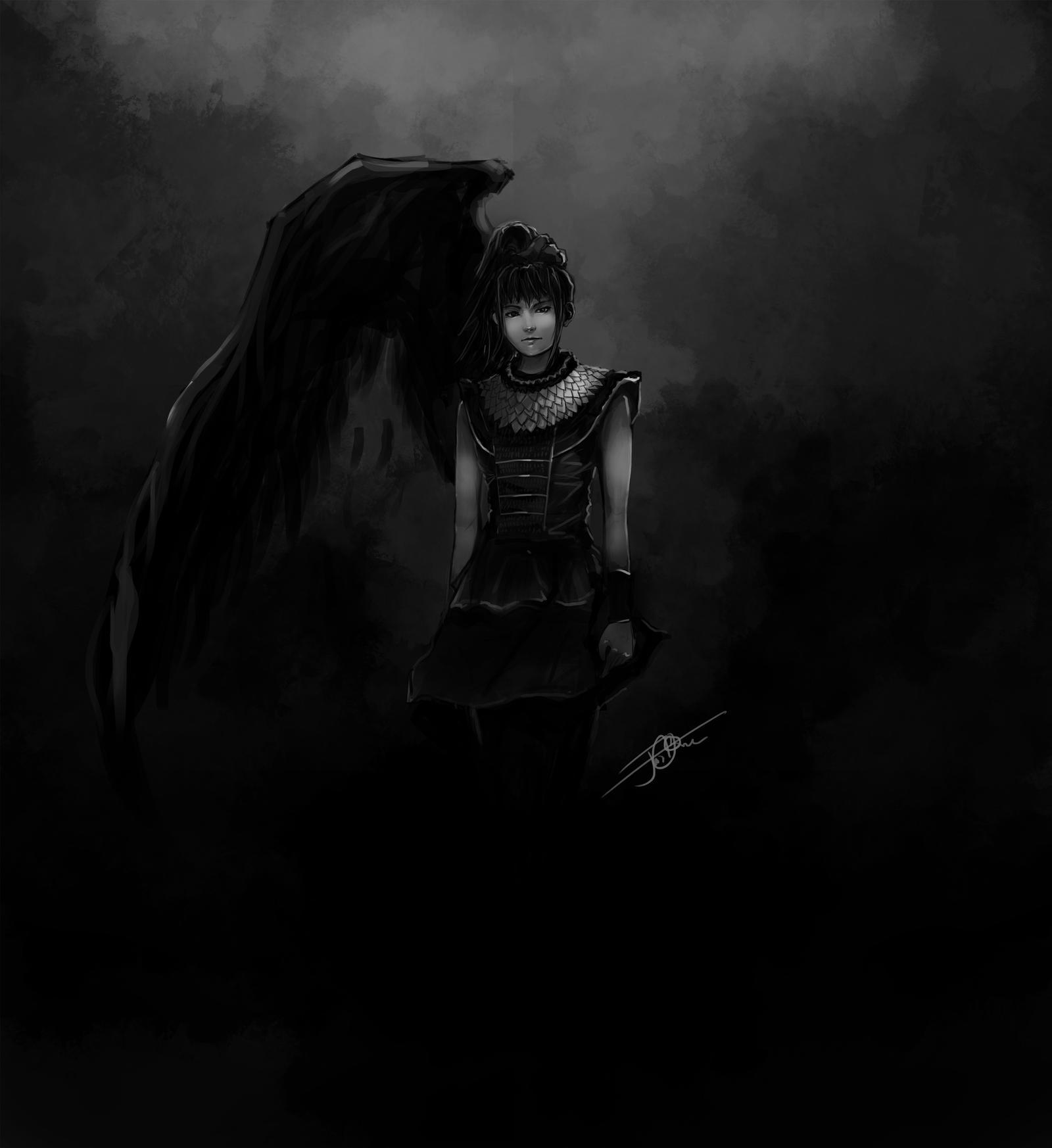 Su Metal Dark Angel Updated By Jfivemedia On Deviantart