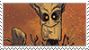 Groot stamp by Niksilp