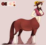 Big Centaur Gal