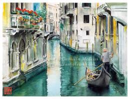 Venezia by CamillaMalcus