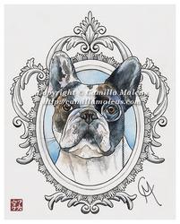 Haily (tattoo design) by CamillaMalcus