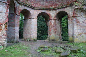 Stock 26. Ruins by our-stock
