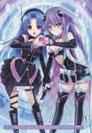 Purple Heart And 5pb