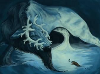 dear wintergod ... by schnunu