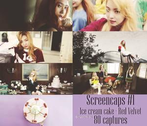 160315 Screencaps#1: Ice cream cake - Red Velvet
