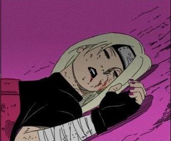 Yugito Nii Cartoon Character