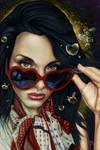 Jessica Lorraine AKA Ziki37 Portrait Color