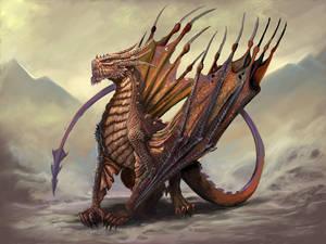Dragon WIP 01