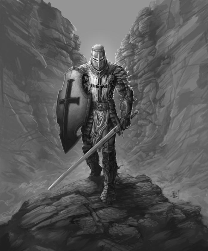 Knight's Templar by dendorrity