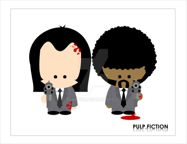Pulp.Fiction by Flaktion
