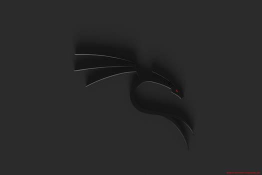 Kali Linux Wallpaper Carbon