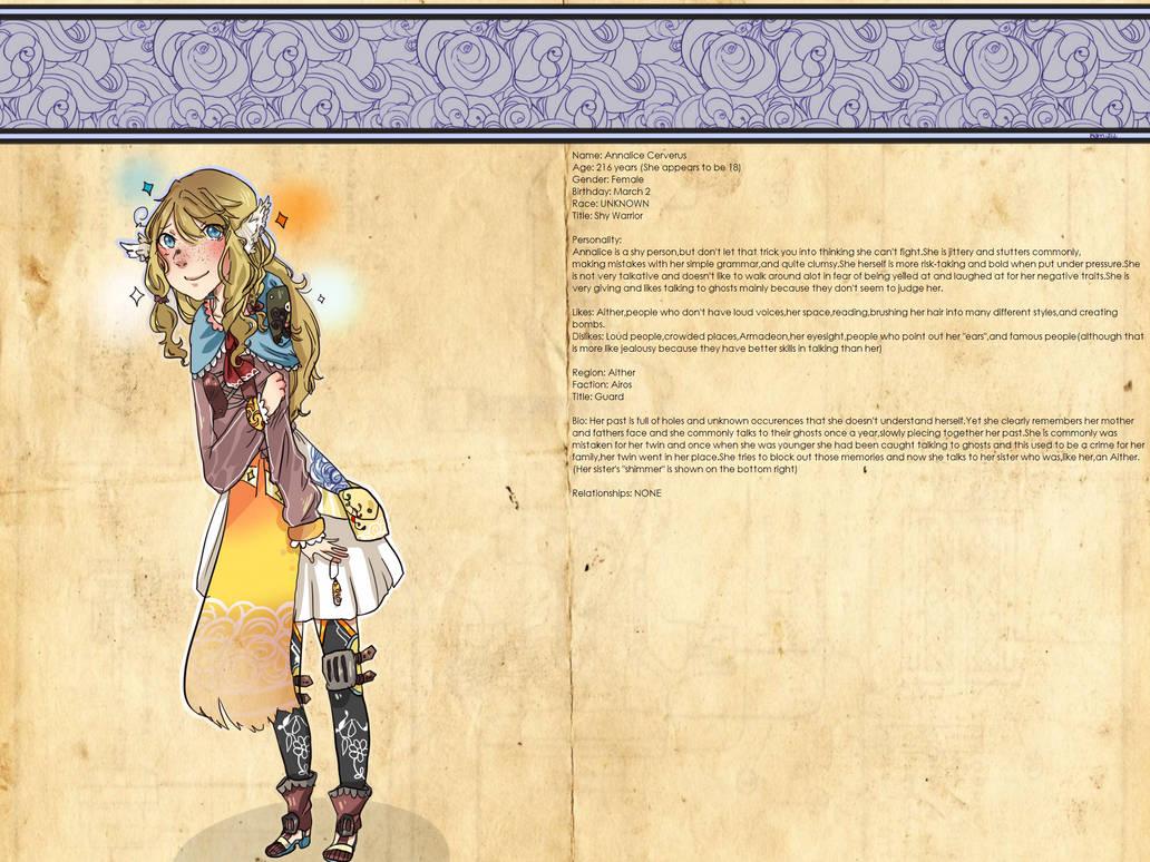 Analice(Kamigami-No-Naka app) by Kammers1212 on DeviantArt
