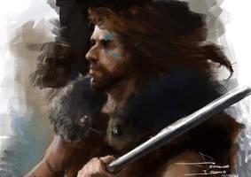Barbarian by fernandoissamo
