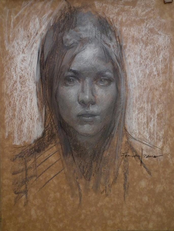 Portrait by fernandoissamo