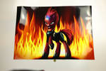 Tempest Poster by Art-N-Prints