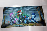 fallout equestria Ph Towel by Art-N-Prints