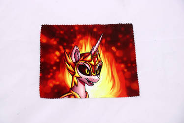 Daybreaker Glasses Cleaning Cloth by Art-N-Prints
