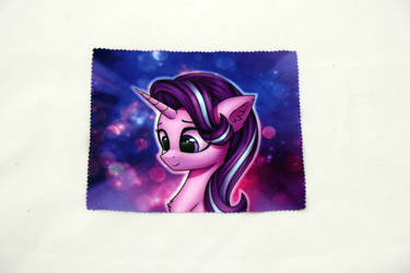 Starlight Glimmer Glasses Cleaning Cloth by Art-N-Prints