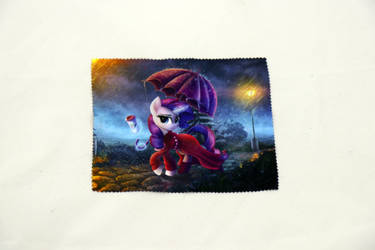 Rarity Glasses Cleaning Cloth by Art-N-Prints