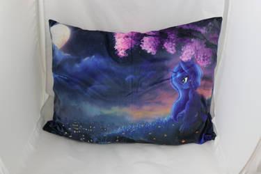 Luna US Pillow Size by Art-N-Prints