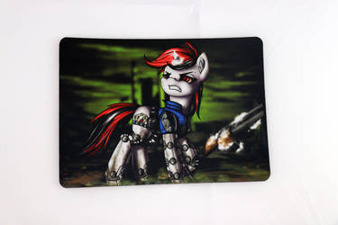 Black Jack mousepad