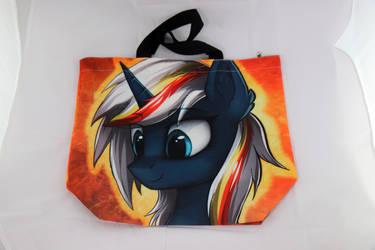 Velvet Remedy Canvas Bag
