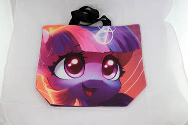 Twilight Sparkle Canvas Bag