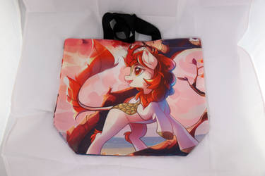 Autumn Blaze canvas bag