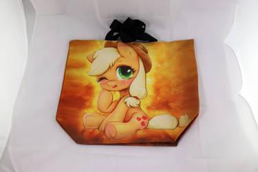 Apple Jack Canvas Bag