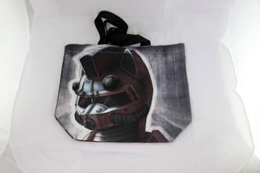 Steel Hooves Canvas Bag