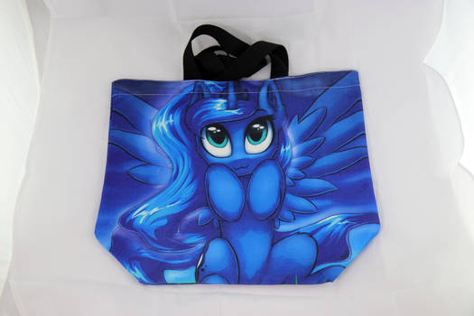 Luna Canvas Bag