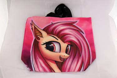 Flutterbat Canvas Bag