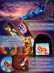 All kinds of MLP merch for sale!