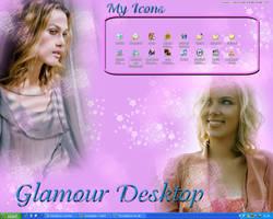 My desktop by PiccolaPoce