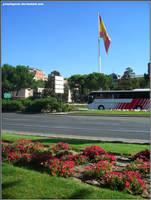 Bandiera Spagnola by PiccolaPoce
