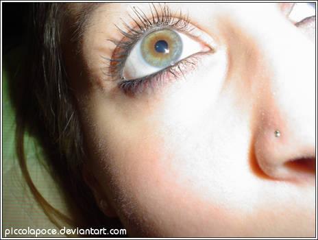 Look into my eye