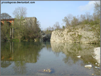 Torrente in my city by PiccolaPoce