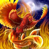 Phoenix by Umbra-Daemon
