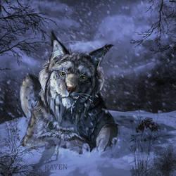 Lynx by Umbra-Daemon