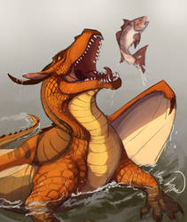 Clay Fishin'!