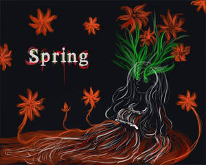 Spring (quick sketch)