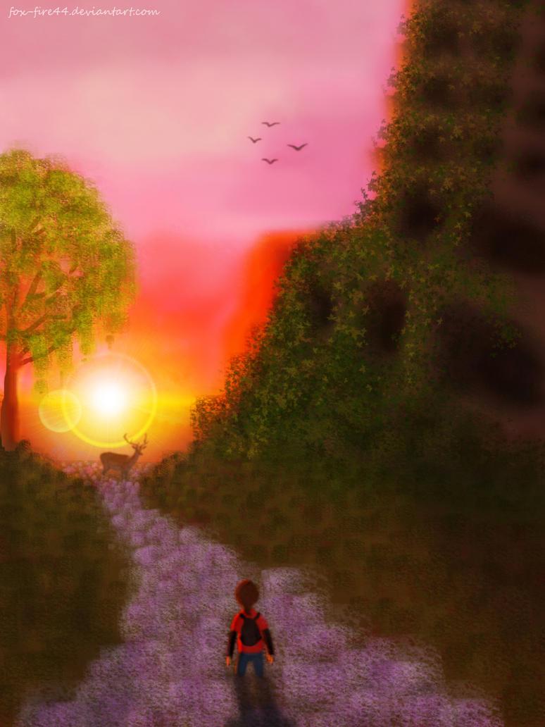 A new dawn by FOX-FIRE44